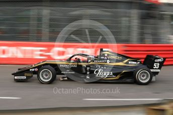 World © Octane Photographic Ltd. Formula Renault Eurocup – Monaco GP - Practice. Bhaitecj - Petr Ptacek. Monte-Carlo, Monaco. Thursday 23rd May 2019.