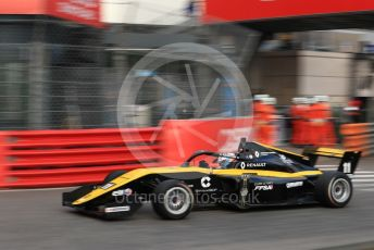 World © Octane Photographic Ltd. Formula Renault Eurocup – Monaco GP - Practice. MP Motorsport - Victor Martins. Monte-Carlo, Monaco. Thursday 23rd May 2019.
