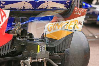 World © Octane Photographic Ltd. Formula 1 – Monaco GP. Scrutineering. Scuderia Toro Rosso STR14. Monte-Carlo, Monaco. Wednesday 22nd May 2019.