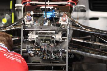 World © Octane Photographic Ltd. Formula 1 – Monaco GP. Practice 1. Alfa Romeo Racing C38. Monte-Carlo, Monaco. Thursday 23rd May 2019.