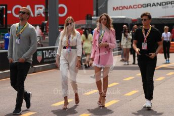 World © Octane Photographic Ltd. Formula 1 - Monaco GP. Practice 3. VIPs. Monte-Carlo, Monaco. Saturday 25th May 2019.
