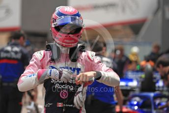 World © Octane Photographic Ltd. Formula 1 – Monaco GP. Practice 3. SportPesa Racing Point RP19 – Lance Stroll. Monte-Carlo, Monaco. Saturday 25th May 2019.