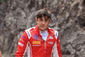 World © Octane Photographic Ltd. FIA Formula 2 (F2) – Monaco GP - Practice. Trident - Giuliano Alesi. Monte-Carlo, Monaco. Thursday 23rd May 2019.