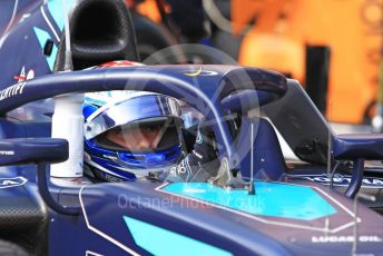 World © Octane Photographic Ltd. FIA Formula 2 (F2) – Monaco GP - Practice. DAMS - Nicholas Latifi. Monte-Carlo, Monaco. Thursday 23rd May 2019.
