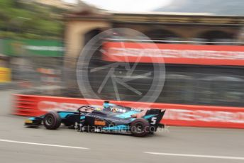 World © Octane Photographic Ltd. FIA Formula 2 (F2) – Monaco GP - Qualifying. DAMS - Sergio Sette Camara. Monte-Carlo, Monaco. Thursday 23rd May 2019.