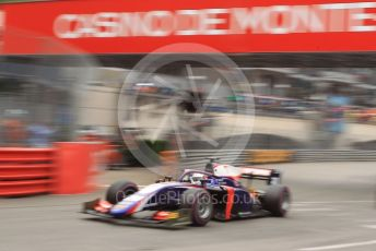 World © Octane Photographic Ltd. FIA Formula 2 (F2) – Monaco GP - Qualifying. Trident - Giuliano Alesi. Monte-Carlo, Monaco. Thursday 23rd May 2019.