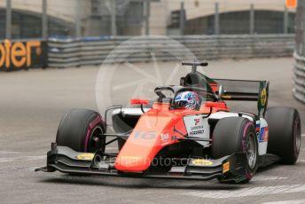 World © Octane Photographic Ltd. FIA Formula 2 (F2) – Monaco GP - Qualifying. MP Motorsport – Artem Markelov. Monte-Carlo, Monaco. Thursday 23rd May 2019.