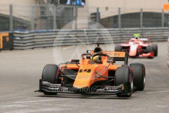 World © Octane Photographic Ltd. FIA Formula 2 (F2) – Monaco GP - Qualifying. Campos Racing - Dorian Boccolacci. Monte-Carlo, Monaco. Thursday 23rd May 2019.