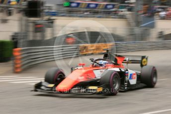 World © Octane Photographic Ltd. FIA Formula 2 (F2) – Monaco GP - Qualifying. MP Motorsport – Artem Markelov. Monte-Carlo, Monaco. Thursday 23rd May 2019.