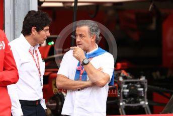 World © Octane Photographic Ltd. FIA Formula 2 (F2) – Monaco GP - Race 1. Jean Alesi. Monte-Carlo, Monaco. Friday 24th May 2019.
