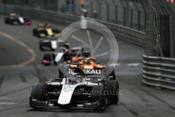 World © Octane Photographic Ltd. FIA Formula 2 (F2) – Monaco GP - Race 1. ART Grand Prix - Nikita Mazepin. Monte-Carlo, Monaco. Friday 24th May 2019.