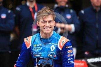 World © Octane Photographic Ltd. Formula Renault Eurocup – Monaco GP - Qualifying. FA Racing by Drivex - Callan O'Keefe. Monte-Carlo, Monaco. Friday 24th May 2019.