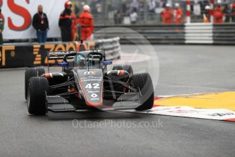 World © Octane Photographic Ltd. Formula Renault Eurocup – Monaco GP - Qualifying. M2 Competition – Yves Baltas. Monte-Carlo, Monaco. Friday 24th May 2019.