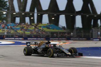 World © Octane Photographic Ltd. Formula 1 – Singapore GP - Practice 1. Haas F1 Team VF19 – Romain Grosjean. Marina Bay Street Circuit, Singapore. Friday 20th September 2019.