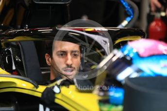 World © Octane Photographic Ltd. Formula 1 – Singapore GP - Practice 3. Renault Sport F1 Team RS19 – Daniel Ricciardo. Marina Bay Street Circuit, Singapore. Saturday 21st September 2019.