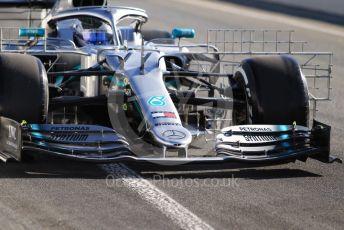 World © Octane Photographic Ltd. Formula 1 – Spanish In-season testing. Mercedes AMG Petronas Motorsport AMG F1 W10 EQ Power+ - Valtteri Bottas. Circuit de Barcelona Catalunya, Spain. Tuesday 14th May 2019.