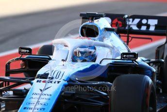 World © Octane Photographic Ltd. Formula 1 – Spanish In-season testing. ROKiT Williams Racing FW42 – Nicholas Latifi Circuit de Barcelona Catalunya, Spain. Tuesday 14th May 2019.