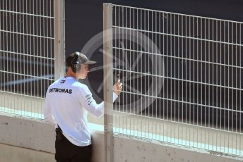 World © Octane Photographic Ltd. Formula 1 – Spanish In-season testing. Mercedes AMG Petronas Motorsport AMG F1 W10 EQ Power+ - Nikita Mazepin. Circuit de Barcelona Catalunya, Spain. Tuesday 14th May 2019.