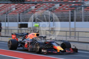 World © Octane Photographic Ltd. Formula 1 – Spanish In-season testing. Aston Martin Red Bull Racing RB15 – Daniel Ticktum. Circuit de Barcelona Catalunya, Spain. Wednesday 15th May 2019.