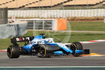 World © Octane Photographic Ltd. Formula 1 – Spanish In-season testing. ROKiT Williams Racing FW42 – Nicholas Latifi Circuit de Barcelona Catalunya, Spain. Wednesday 15th May 2019.