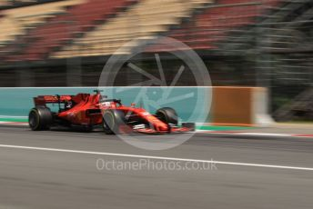 World © Octane Photographic Ltd. Formula 1 – Spanish In-season testing. Scuderia Ferrari SF90 – Antonio Fuoco. Circuit de Barcelona Catalunya, Spain. Wednesday 15th May 2019.