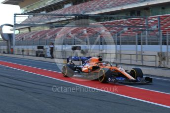 World © Octane Photographic Ltd. Formula 1 – Spanish In-season testing. McLaren MCL34 – Oliver Turvey. Circuit de Barcelona Catalunya, Spain. Wednesday 15th May 2019.