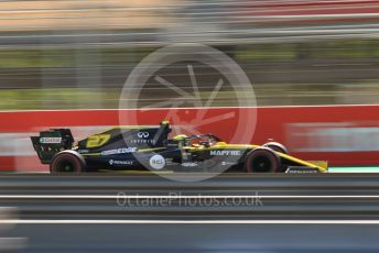 World © Octane Photographic Ltd. Formula 1 – Spanish GP. Practice 1. Renault Sport F1 Team RS19 – Nico Hulkenberg. Circuit de Barcelona Catalunya, Spain. Friday 10th May 2019.
