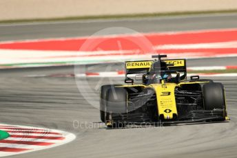 World © Octane Photographic Ltd. Formula 1 – Spanish GP. Practice 2. Renault Sport F1 Team RS19 – Daniel Ricciardo. Circuit de Barcelona Catalunya, Spain. Friday 10th May 2019.