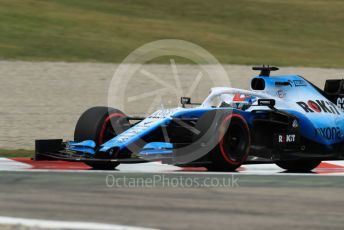 World © Octane Photographic Ltd. Formula 1 – Spanish GP. Practice 2. ROKiT Williams Racing – George Russell. Circuit de Barcelona Catalunya, Spain. Friday 10th May 2019.