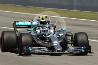 World © Octane Photographic Ltd. Formula 1 – Spanish GP. Race. Mercedes AMG Petronas Motorsport AMG F1 W10 EQ Power+ - Valtteri Bottas. Circuit de Barcelona Catalunya, Spain. Sunday 12th May 2019.