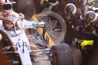 World © Octane Photographic Ltd. Formula 1 – Spanish GP. Race. Mercedes AMG Petronas Motorsport AMG F1 W10 EQ Power+ - Lewis Hamilton. Circuit de Barcelona Catalunya, Spain. Sunday 12th May 2019.