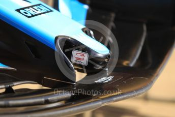 World © Octane Photographic Ltd. Formula 1 – Spanish GP. Thursday Setup. ROKiT Williams Racing. Circuit de Barcelona Catalunya, Spain. Thursday 9th May 2019.