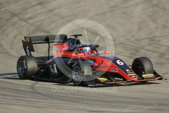 World © Octane Photographic Ltd. FIA Formula 3 (F3) – Spanish GP – Practice. MP Motorsport - Richard Verschoor. Circuit de Barcelona-Catalunya, Spain. Friday 10th May 2019.