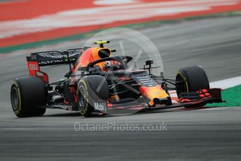 World © Octane Photographic Ltd. Formula 1 – Spanish GP. Practice 3. Aston Martin Red Bull Racing RB15 – Pierre Gasly. Circuit de Barcelona Catalunya, Spain. Saturday 11th May 2019.