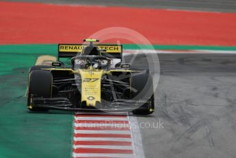 World © Octane Photographic Ltd. Formula 1 – Spanish GP. Practice 3. Renault Sport F1 Team RS19 – Nico Hulkenberg. Circuit de Barcelona Catalunya, Spain. Saturday 11th May 2019.
