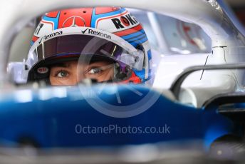 World © Octane Photographic Ltd. Formula 1 – Spanish GP. Practice 3. ROKiT Williams Racing – George Russell. Circuit de Barcelona Catalunya, Spain. Saturday 11th May 2019.