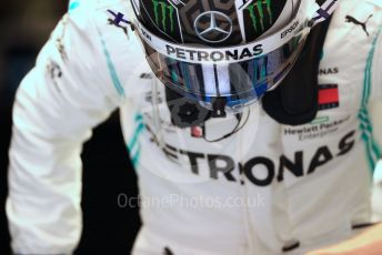 World © Octane Photographic Ltd. Formula 1 – Spanish GP. Practice 3. Mercedes AMG Petronas Motorsport AMG F1 W10 EQ Power+ - Valtteri Bottas. Circuit de Barcelona Catalunya, Spain. Saturday 11th May 2019.