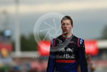 World © Octane Photographic Ltd. Formula 1 – Spanish GP. Practice 3. Scuderia Toro Rosso STR14 – Daniil Kvyat. Circuit de Barcelona Catalunya, Spain. Saturday 11th May 2019.