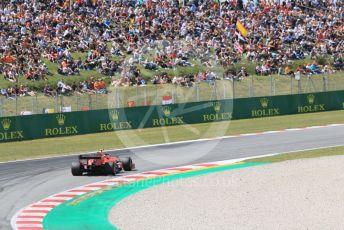 World © Octane Photographic Ltd. Formula 1 – Spanish GP. Qualifying. McLaren MCL34 – Lando Norris. Circuit de Barcelona Catalunya, Spain. Saturday 11th May 2019.