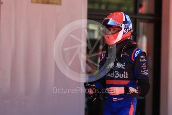 World © Octane Photographic Ltd. Formula 1 – Spanish GP. Qualifying. Scuderia Toro Rosso STR14 – Daniil Kvyat. Circuit de Barcelona Catalunya, Spain. Saturday 11th May 2019