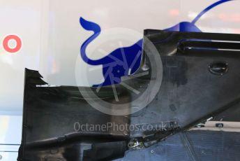 World © Octane Photographic Ltd. Formula 1 – Spanish GP. Qualifying. Scuderia Toro Rosso STR14. Circuit de Barcelona Catalunya, Spain. Saturday 11th May 2019.
