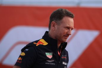 World © Octane Photographic Ltd. Formula 1 - Spanish GP. Friday Paddock. Christian Horner - Team Principal of Red Bull Racing. Circuit de Barcelona Catalunya, Spain. Friday 10th May 2019.
