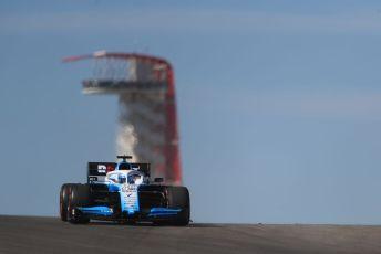 World © Octane Photographic Ltd. Formula 1 – United States GP - Practice 1. ROKiT Williams Racing FW 42 - Nicholas Latifi. Circuit of the Americas (COTA), Austin, Texas, USA. Friday 1st November 2019.