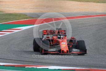 World © Octane Photographic Ltd. Formula 1 – United States GP - Practice 2. Scuderia Ferrari SF90 – Sebastian Vettel. Circuit of the Americas (COTA), Austin, Texas, USA. Friday 1st November 2019.