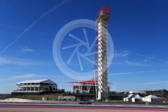 World © Octane Photographic Ltd. Formula 1 – United States GP - Quailfying. Scuderia Toro Rosso STR14 – Daniil Kvyat. Circuit of the Americas (COTA), Austin, Texas, USA. Saturday 2nd November 2019.