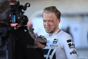 World © Octane Photographic Ltd. Formula 1 – United States GP - Qualifying. Haas F1 Team VF19 – Kevin Magnussen. Circuit of the Americas (COTA), Austin, Texas, USA. Saturday 2nd November 2019.