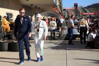 World © Octane Photographic Ltd. Formula 1 – United States GP - Qualifying. Mercedes AMG Petronas Motorsport AMG F1 W10 EQ Power+ - Valtteri Bottas. Circuit of the Americas (COTA), Austin, Texas, USA. Saturday 2nd November 2019.