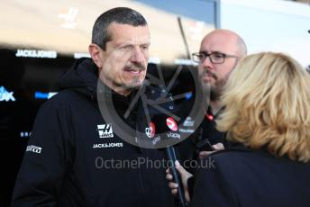 World © Octane Photographic Ltd. Formula 1 - United States GP - Paddock. Guenther Steiner - Team Principal of Haas F1 Team. Circuit of the Americas (COTA), Austin, Texas, USA. Thursday 31st October 2019.