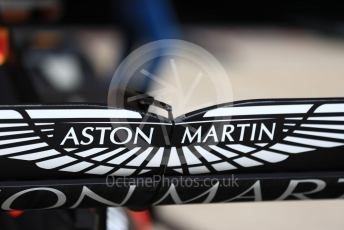 World © Octane Photographic Ltd. Formula 1 – United States GP - Pit Lane. Aston Martin Red Bull Racing RB15. Circuit of the Americas (COTA), Austin, Texas, USA. Thursday 31st October 2019.