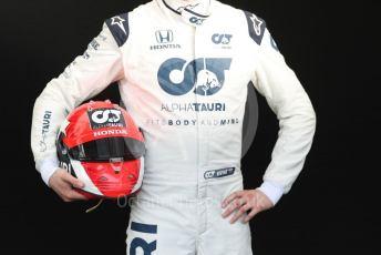 World © Octane Photographic Ltd. Formula 1 – F1 Australian Grand Prix - FIA photocall. Scuderia AlphaTauri Honda AT01 – Daniil Kvyat. Melbourne, Australia. Thursday 12th March 2020.